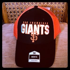San Francisco Giants SF Fan Hat New